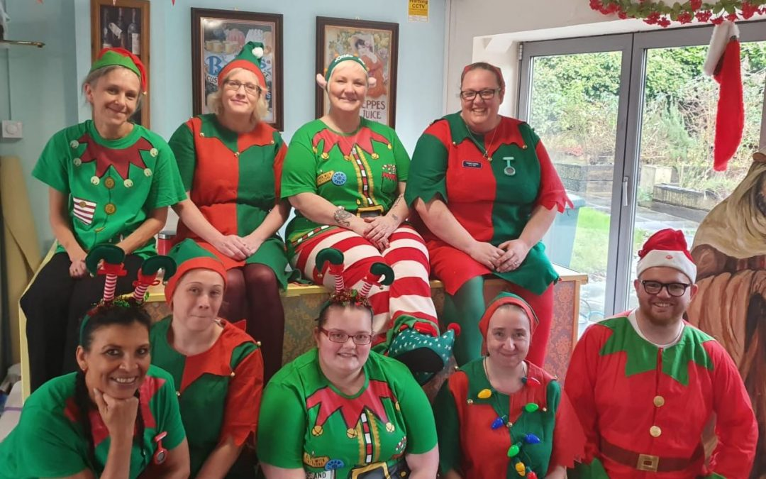 Great Charity Efforts Entertain Residents