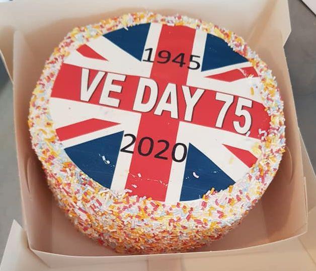 V E Day brings Uplift