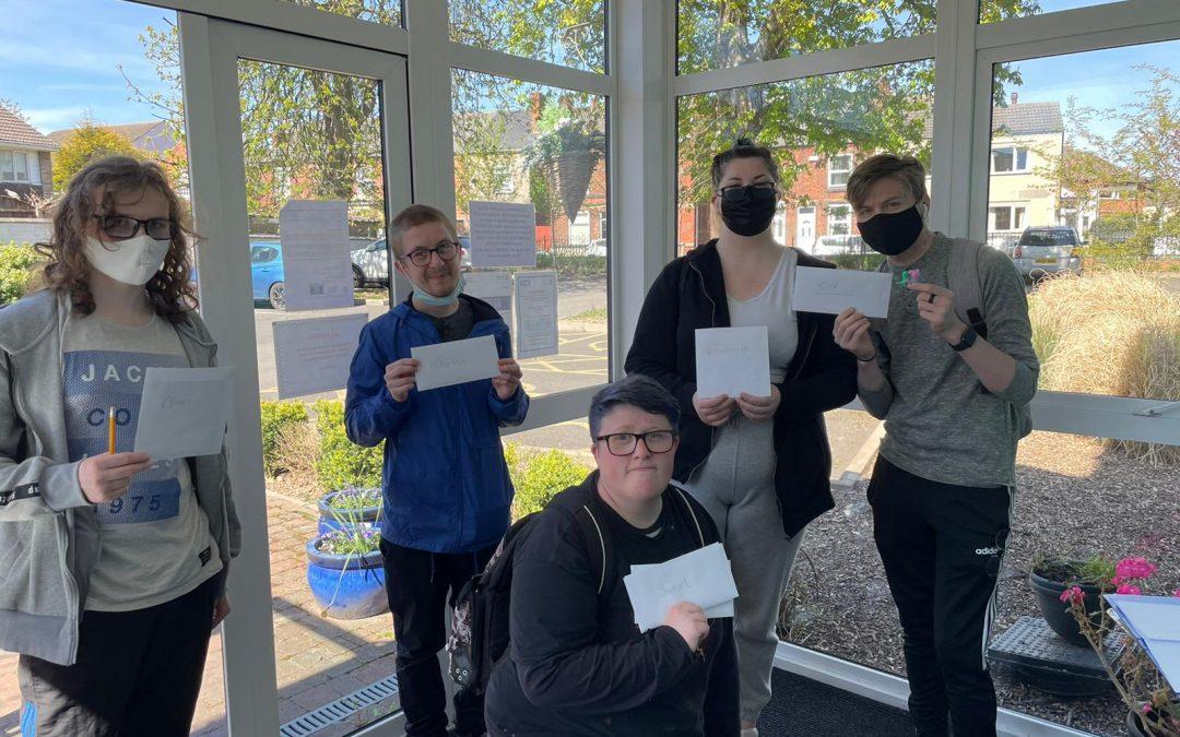 Friendship Beckons As Students Take Part In Pen Pal Scheme