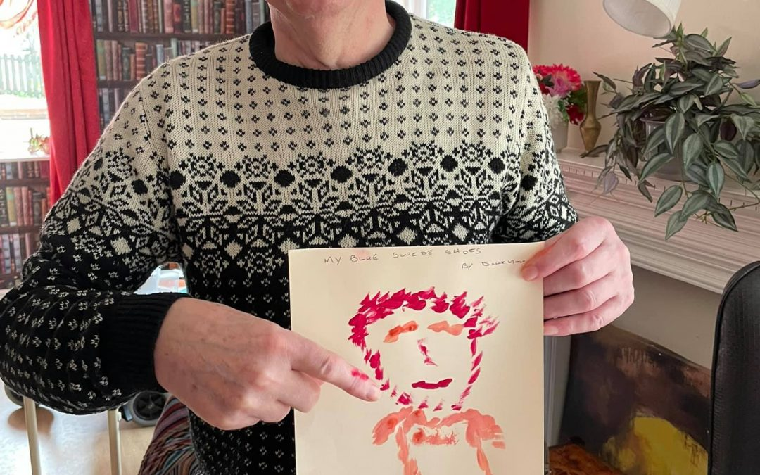 Artists In Residence At Park House Care Home