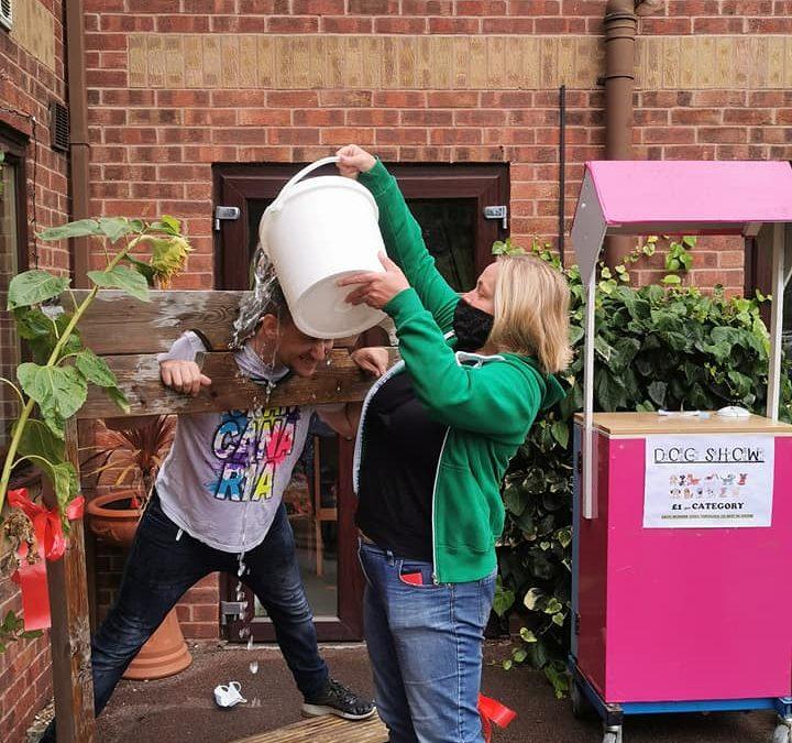 Roaring Success For The Alexandra House Summer Fair