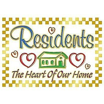 Residents At The Centre Of All We Do