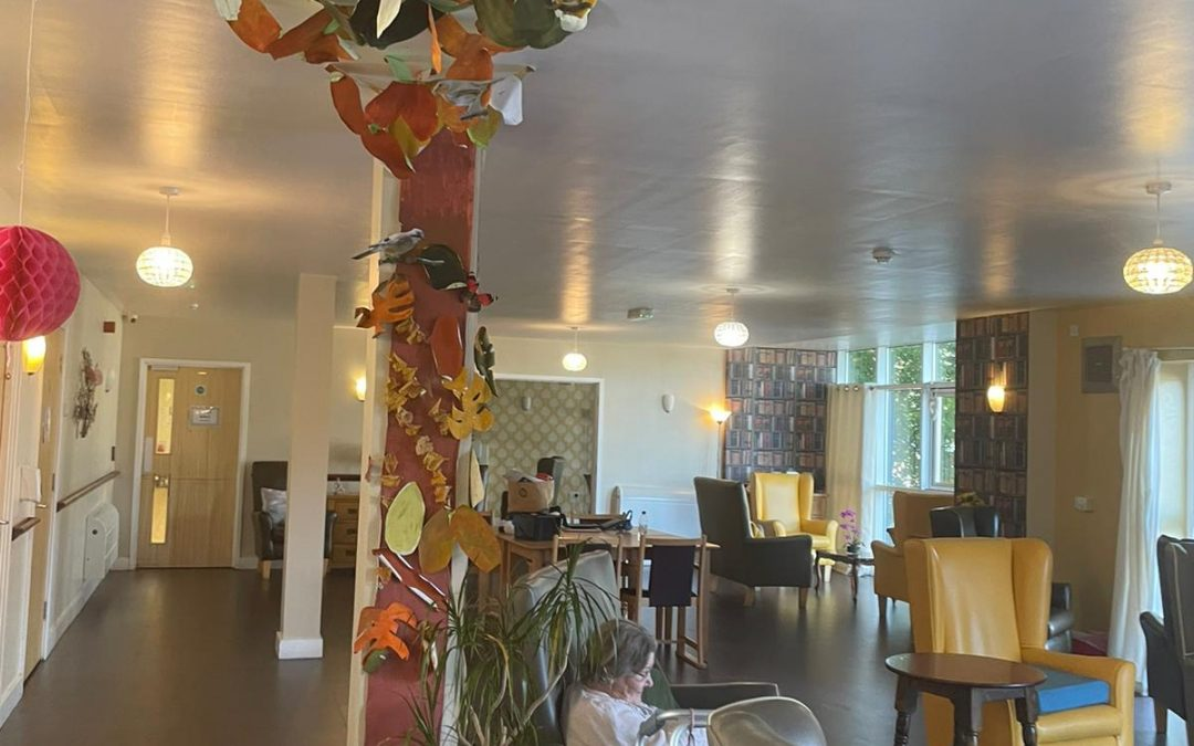 Canal Vue Care Home Welcomes Autumn