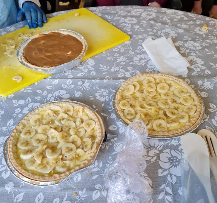 It's Pie Time At Melbourne House Care Home
